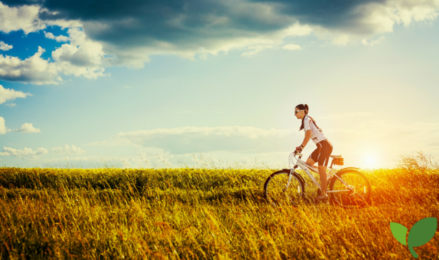 Mountain Biking Boosts Healthy Lifestyle for Future Generations
