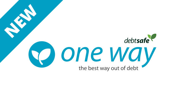 Welcome To OneWay. The Best Way Out Of Debt.