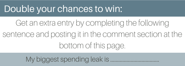 SPENDING LEAKS - blog - top 3
