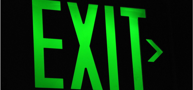 Find An Exit Door To Certain Service Agreements