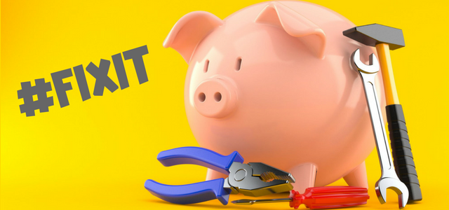#FIXIT:  A Mid-Year Monetary Plan To Repair Your Finances